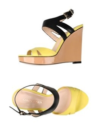 Carlo Pazolini Sandals Yellow