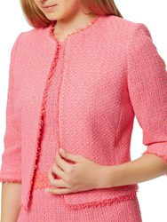 Damsel In A Dress Aquitaine Jacket Pink