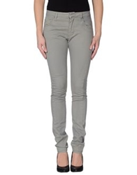 Ring Casual Pants Grey