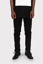 Good As Gold Online Clothing Store Mens And Womens Fashion Streetwear Nz Moto Jeans Black