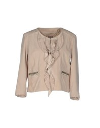 Toy G. Suits And Jackets Blazers Women Ivory