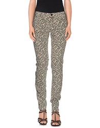 Zadig And Voltaire Denim Denim Trousers Women Beige