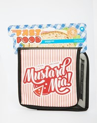 Gifts Pizza Lunch Sandwich Bag Multi