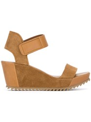 Pedro Garcia Francesca Sandals Brown