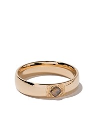 De Beers 18Kt Yellow Gold Talisman You And Me Diamond 5Mm Band Unavailable