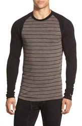 Men's Smartwool 'Nts Mid 250' Long Sleeve Crewneck T Shirt