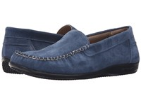 Arcopedico Alice Navy Suede Women's Shoes Blue