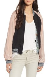 Zadig And Voltaire Women's Billy Circus Reversible Bomber Jacket