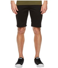 Brixton Toil Ii Hemmed Shorts Black Men's Shorts
