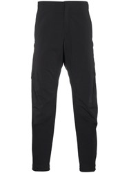 Arcteryx Veilance Arc'teryx Black Wool Dyadic Tapered Trousers