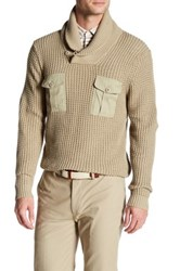 Dockers 30Th Anniversary Fatigue Sweater Beige
