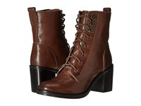 Kenneth Cole Reaction Jenis Jay Tan Leather Women's Boots