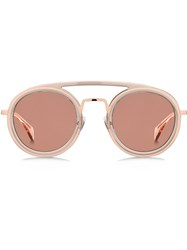 Tommy Hilfiger Tinted Sunglasses Pink And Purple