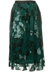 Bellerose Houx Skirt Green