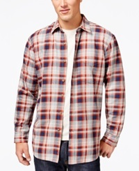 Club Room Plaid Shirt Jacket Only At Macy's