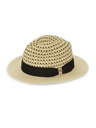 Tommy Bahama Braid Safari Hat Natural