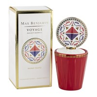 Max Benjamin Voyage Ancient Americas Candle Limited Edition 200G Mayan Temple
