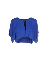 List Suits And Jackets Blazers Women Bright Blue