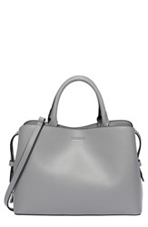 Fiorelli Bethnal Faux Leather Satchel Grey