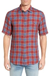 Rodd And Gunn Men's Mason Avenue Linen Sport Shirt