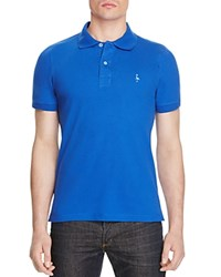 Tailorbyrd Pique Short Sleeve Classic Fit Polo Compare At 69.50 Royal