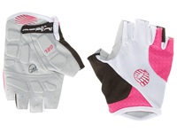 Pearl Izumi Elite Gel Glove Women's Hot Pink White Cycling Gloves