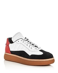 Alexander Wang Eden Lace Up Sneakers Multi