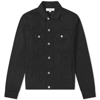 Soulland Shelton Denim Jacket Black