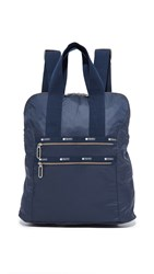 Le Sport Sac Commuter Backpack Classic Navy