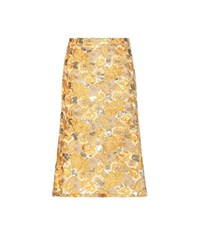 Balenciaga Mytheresa.Com Exclusive Embellished Skirt Multicoloured