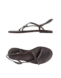 Pantofola D'oro Sandals Camel