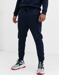 G Star Basic Joggers In Navy