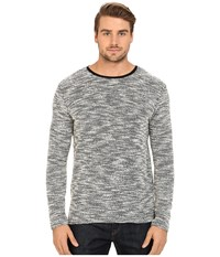7 Diamonds Burgos Long Sleeve Shirt Charcoal Men's Sweater Gray