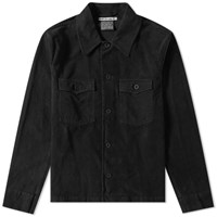 Our Legacy Evening Coach Jacket Black