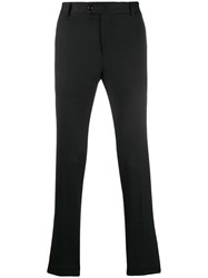 Daniele Alessandrini Tailored Smart Trousers Grey