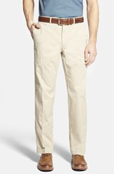 Men's Big And Tall Bobby Jones Stretch Cotton Pants Stone