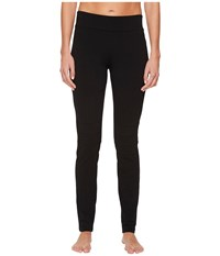 Ivanka Trump Active Pull On Pants Black Women's Casual Pants