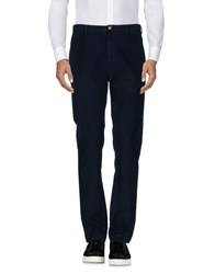 Grifoni Casual Pants Dark Blue