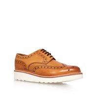 Grenson Archie Wedge Wcap Dby Tan