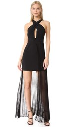 Aq Aq Ailla Dress Black