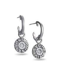 Coomi Sagrada Familia Creativity And Imagination Drop Earrings With Diamonds