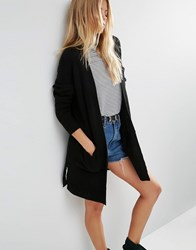 Asos Ultimate Chunky Cardigan Black