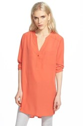 Trouve Trouve Long Sleeve Tunic Red