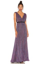 Bcbgmaxazria Multicolored Knit Dress