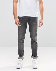 Blend Of America Jeans Cirrus Skinny Fit Stretch In Grey Grey