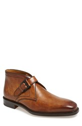 Men's Magnanni 'Raiden' Monk Strap Chukka Boot
