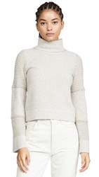 Club Monaco Peterella Cashmere Sweater Coffee