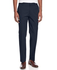 Inc International Concepts Collins Slim Fit Pants Only At Macy's Navy