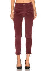 Joe's Jeans The Wasteland Ankle Garnet