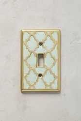 Anthropologie Zagora Switch Plate Mint